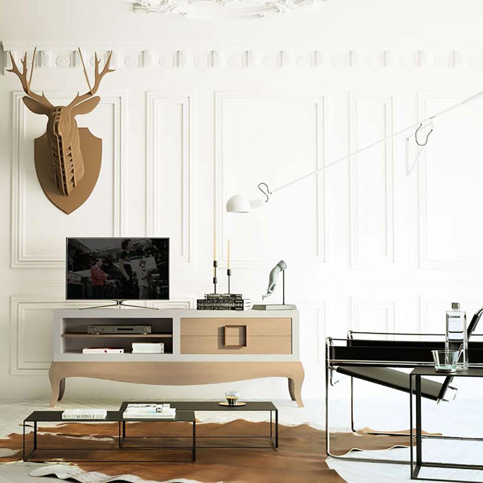 Mesas de tv geysa su tienda de muebles en murcia for Muebles gallery lorca