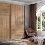 muebles geysa, tu tienda en murcia, armario moderno