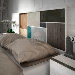 muebles geysa, tu tienda en murcia, dormitorio moderno